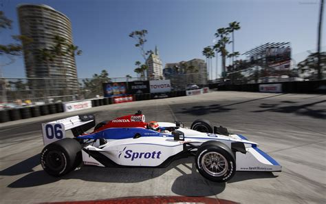 Indy Car Racing Wallpaper
