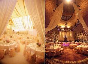 Fabulous Drapery Ideas For Weddings - Belle The Magazine