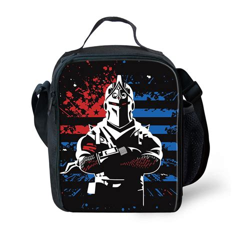 fortnite bag fortnite black lunch bag black bag