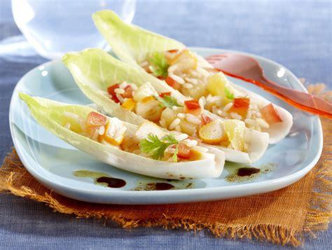 journaldesfemmes com cuisine salade de surimi ananas panier tropical solidaire
