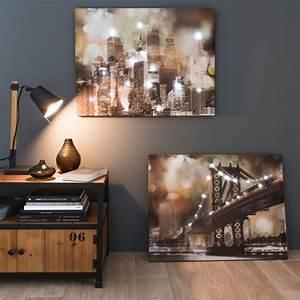 Décoration New York Chambre : id es d co pour une chambre d 39 amis trouver des id es de d coration tendances avec mr bricolage ~ Melissatoandfro.com Idées de Décoration