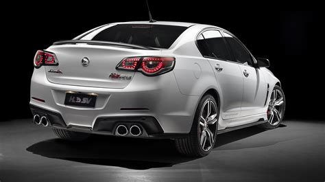hsv gen range pricing specifications kw supercharged