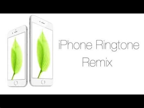 iphone opening ringtone remix iphone marimba remix アイフォンの着信音を曲にしてみた doovi