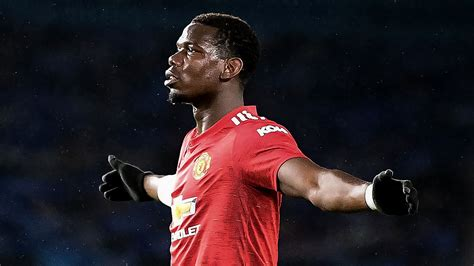 Man Utd's Paul Pogba: My dream is to play for Real Madrid ...