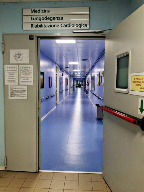 ingresso medicina ausl comunicazione e sta ospedale s la