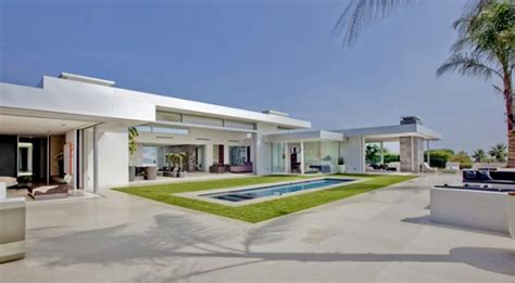 home designers los angeles contemporary and elegant home exterior design of beverly hills house by mcclean design los