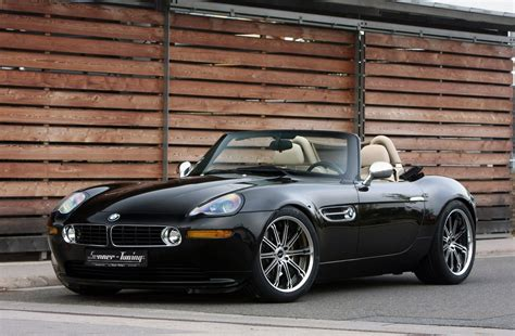 2000  2003 Bmw Z8 By Senner Tuning Review  Top Speed