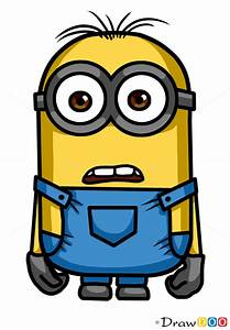 The gallery for --> How To Draw A Minion Dave