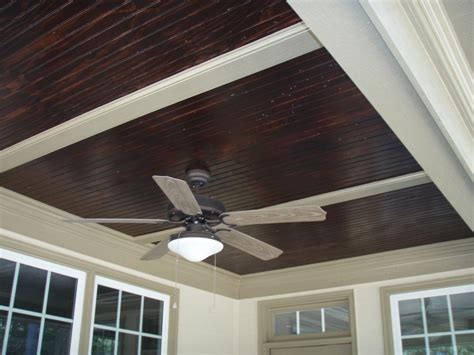 Beadboard Vinyl Ceilings : Exterior Porch Ceiling Panels