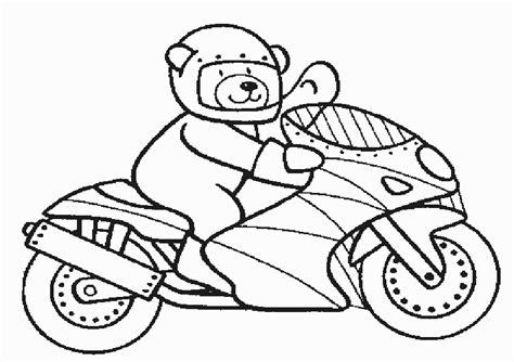 malvorlagen motorrad