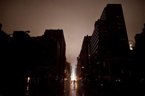 sandy  york city  flooding  power outages