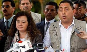 guatemala  womans campaign  violent crime