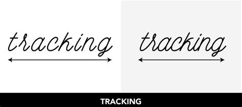 what s the difference between leading kerning and tracking creative market blog