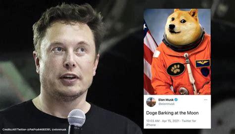 Dogecoin market value jumps after Elon Musk's 'Doge ...
