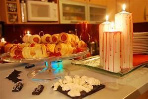 Buffet Halloween : halloween party project nursery ~ Dode.kayakingforconservation.com Idées de Décoration