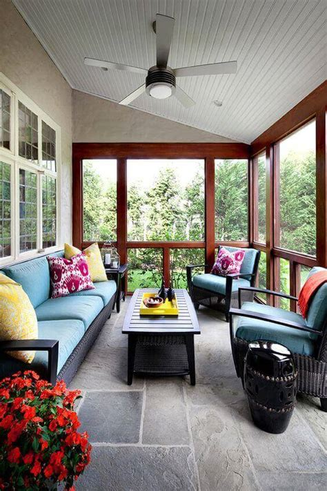 simple  porch ideas  beautiful   real
