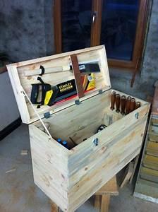 Caisse A Outils Bois : ma caisse a outil par leboiseuxdumorvan sur l 39 air du bois ~ Melissatoandfro.com Idées de Décoration