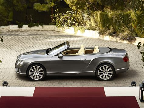 Bentley Continental Gtc Specs 2011 2012 2013
