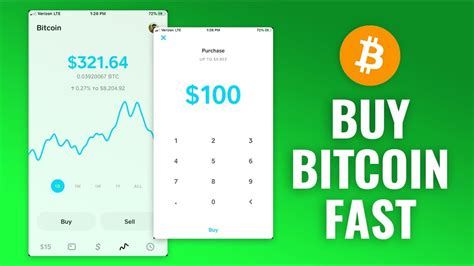 The cash app is an app that facilitates the buying and selling of bitcoin. How to Buy Bitcoin with the Cash App in - CryptoVantage