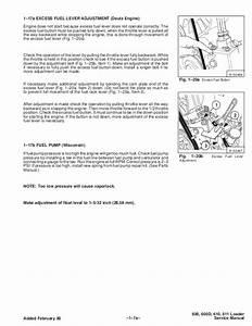 Bobcat 610 Skid Steer Loader Service Repair Manual