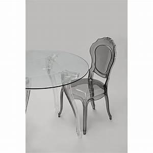 Esstisch Rund Glas : tisch rund glas und policarbonat esstisch rund barock tischplatte glas durchmesser 110 cm ~ Orissabook.com Haus und Dekorationen