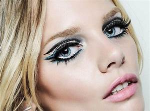 Beauty Tutorial: 1960's Inspired Eye Makeup in ...