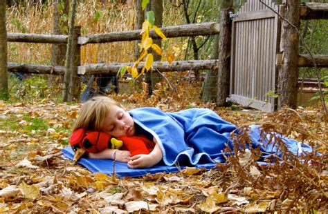 tiny trees preschool nap time at an outdoor preschool 469 | emmah outside rest e1426525752751