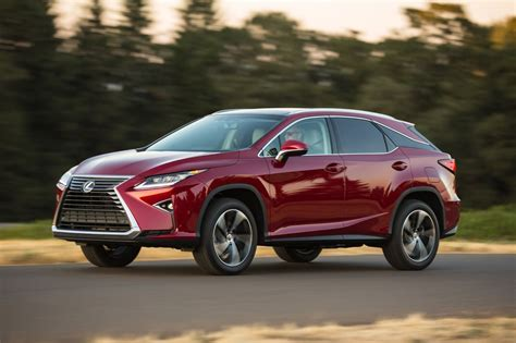 lexus suv rx 2017 2017 lexus rx 350 suv pricing for sale edmunds