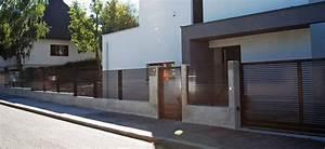 Hausfassade Weiß Anthrazit : designzaun magnus super deco pinterest zaun gartenzaun und garten ~ Markanthonyermac.com Haus und Dekorationen
