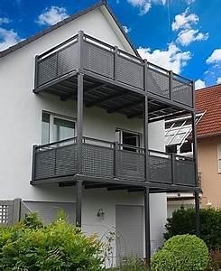 Balkon Nachträglich Anbauen : balkon aus stahl selber bauen gel nder f r au en ~ Sanjose-hotels-ca.com Haus und Dekorationen