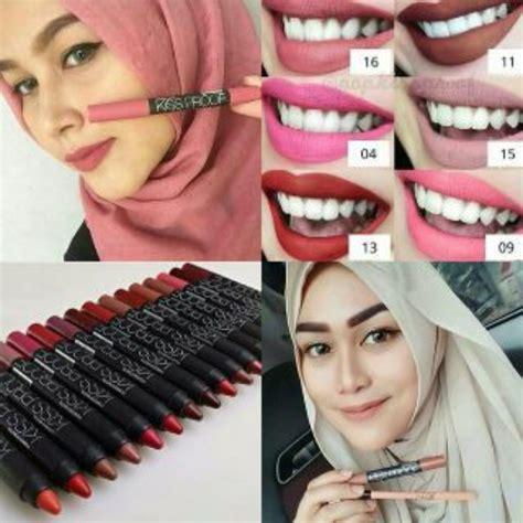 Kissproof Lipstick By Menow No 07 proof menow soft lipstick matte