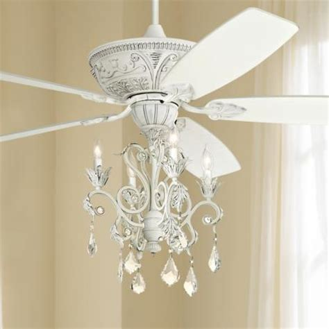 60 quot casa montego rubbed white chandelier ceiling fan