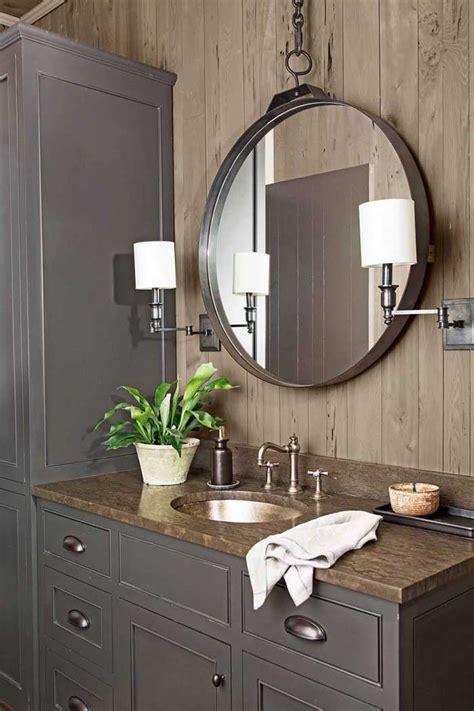 Rustic Bathroom Decor by Rustic Cabin Bathroom Decor And Diys Rustic Crafts
