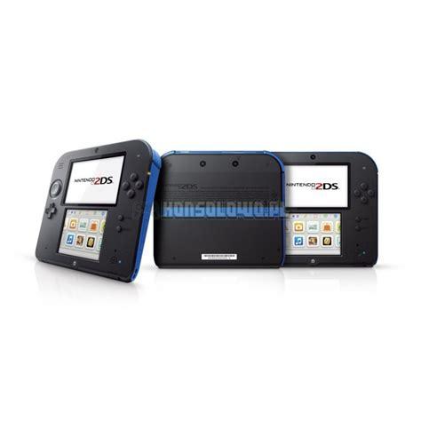 Nintendo 2ds Console nintendo 2ds console konsolowo pl