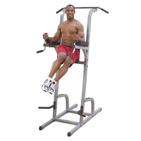 la chaise romaine solid vertical knee raise dip pull up commercial