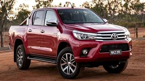 Awesome! 2019 Toyota Hilux Review Rendered Price Specs