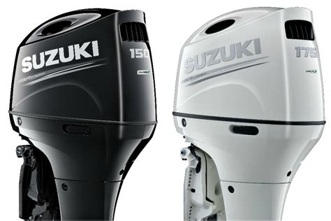 Suzuki 175 Outboard by Suzuki Realeases 150 And 175 High Performance Outboards