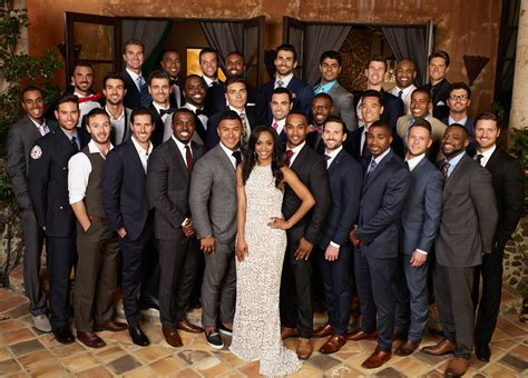 The Bachelorette 2017 Cast for Rachel Lindsay's Season