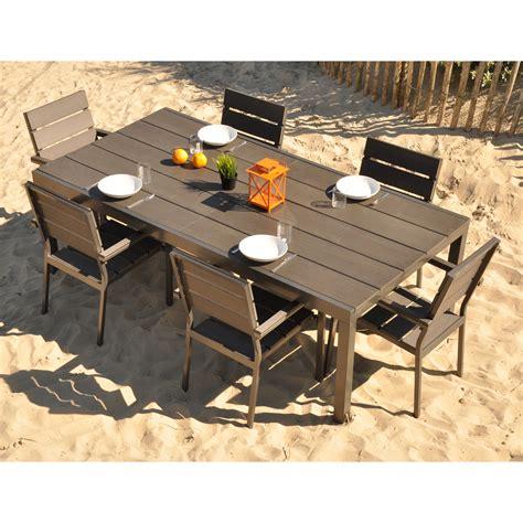 table et chaises de jardin pas cher table et chaises de jardin leclerc luxe pas cher table et