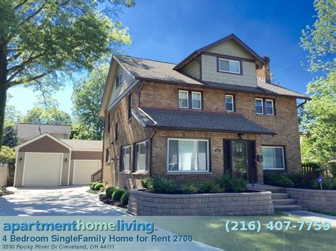4 bedroom cleveland homes for rent from 1100 cleveland oh