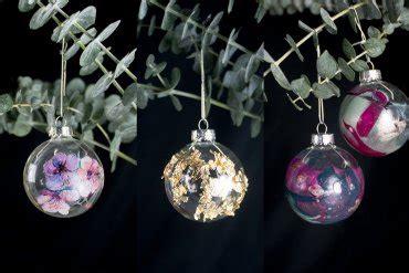 weihnachtskugeln selber machen diy haarband ohne n 196 hen selber machen