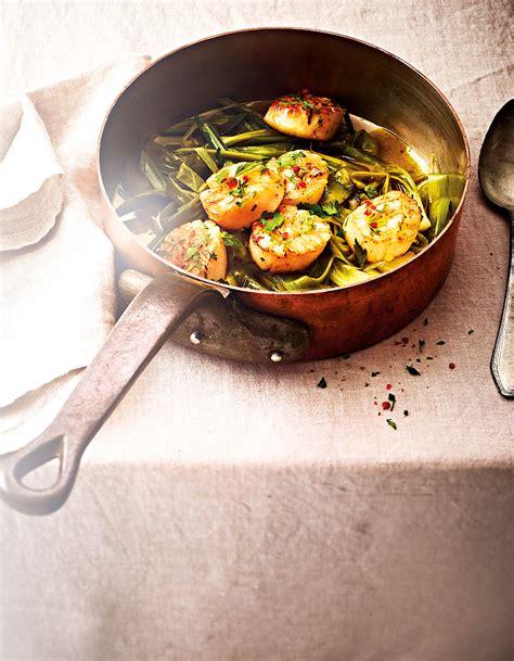 recette de cuisine noel jacques flambées pour 4 personnes recettes