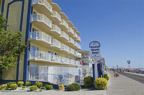 crystal beach hotel ocean city md booking com