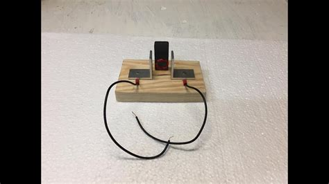 Electric Motor Science by Simple Electric Motor Kit Science Project For Child