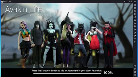 avakin 3d virtual pc play