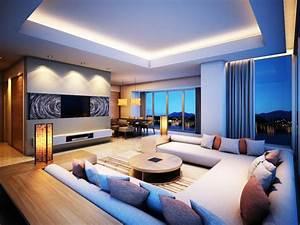 50, Excellent, Modern, Design, Ideas, For, Living, Room