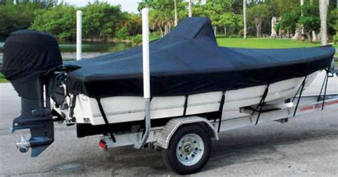 Crestliner Boat Mooring Covers by Carver 174 Custom Fit Boat Covers From Rnr Marine