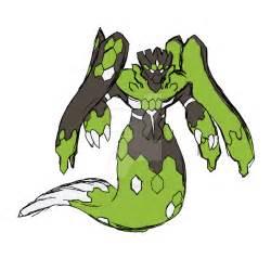 Pokemon Zygarde Forms