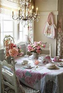 Shabby Style Onlineshop : 21 diy shabby chic decorating ideas bringing romance into modern homes ~ Frokenaadalensverden.com Haus und Dekorationen