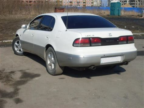 how does cars work 1996 lexus gs security system 1996 lexus gs300 images 3000cc gasoline fr or rr automatic for sale
